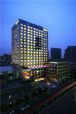 上海zheng大丽sheng酒店